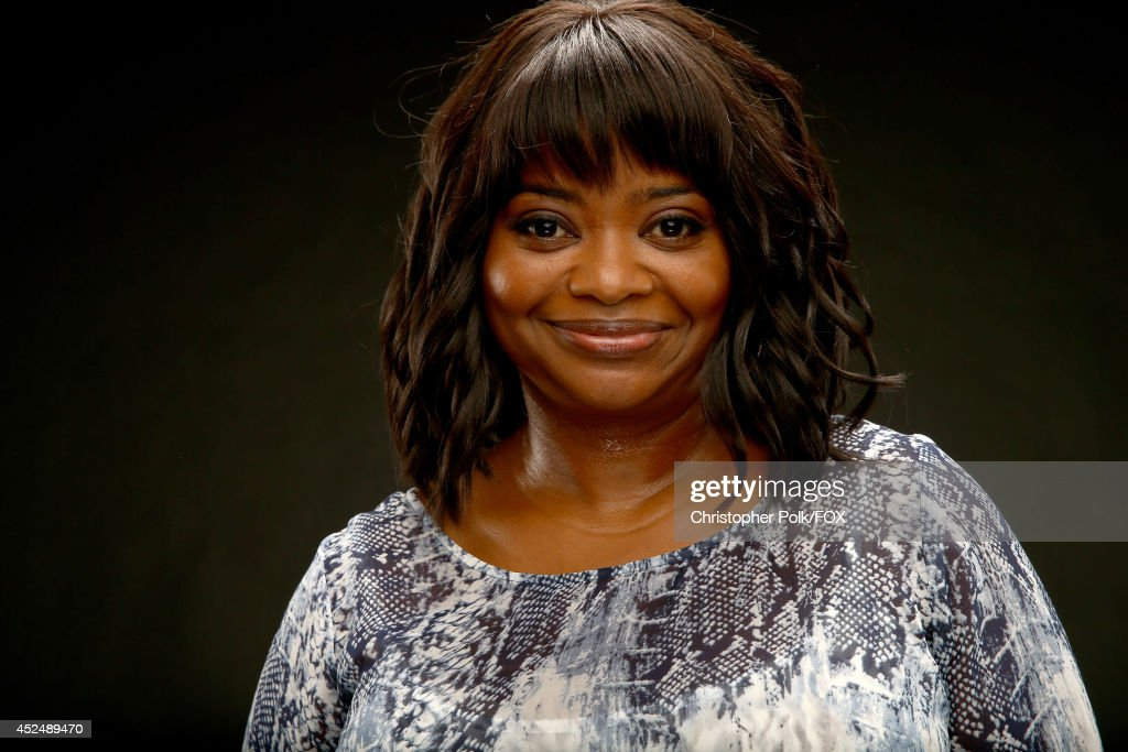 Fox's 'Red Band Society' actress Octavia Spencer poses for a portrait during Fox's 2014 Summer TCA Tour at The Beverly Hilton Hotel on July 20 2014...