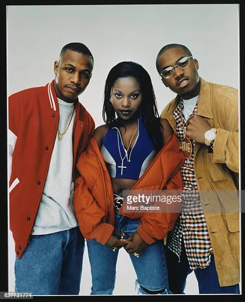 AZ Foxy Brown and Nas