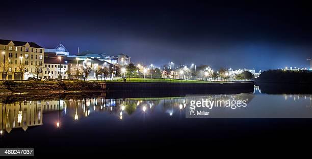 Foyle embankment