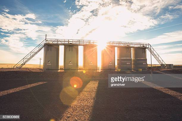 Pozzo petrolifero