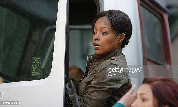 Z NATION 'Fracking Zombies' Episode 102 Pictured Kellita Smith as Warren