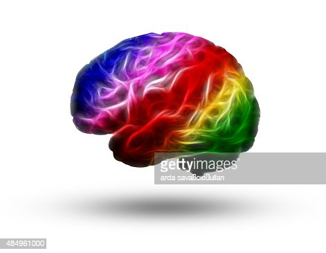 fractal colorful brain stock photo thinkstock