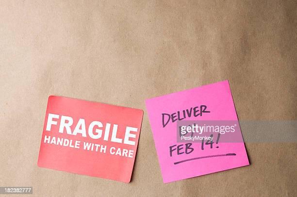 Frágil Dia dos Namorados de