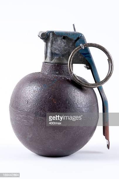 金属片榴弾
