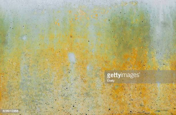 Fragment of colorful  discolored mural wall backgrounds.