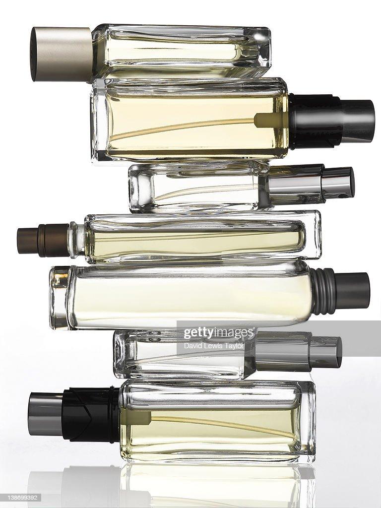 Fragrance Bottles : Stock Photo