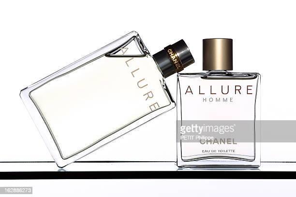 Fragrances Duo Flacons de parfum Allure pour homme et pour femme de CHANEL