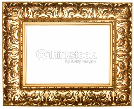 Frame For Painting Stock Photo | Thinkstock