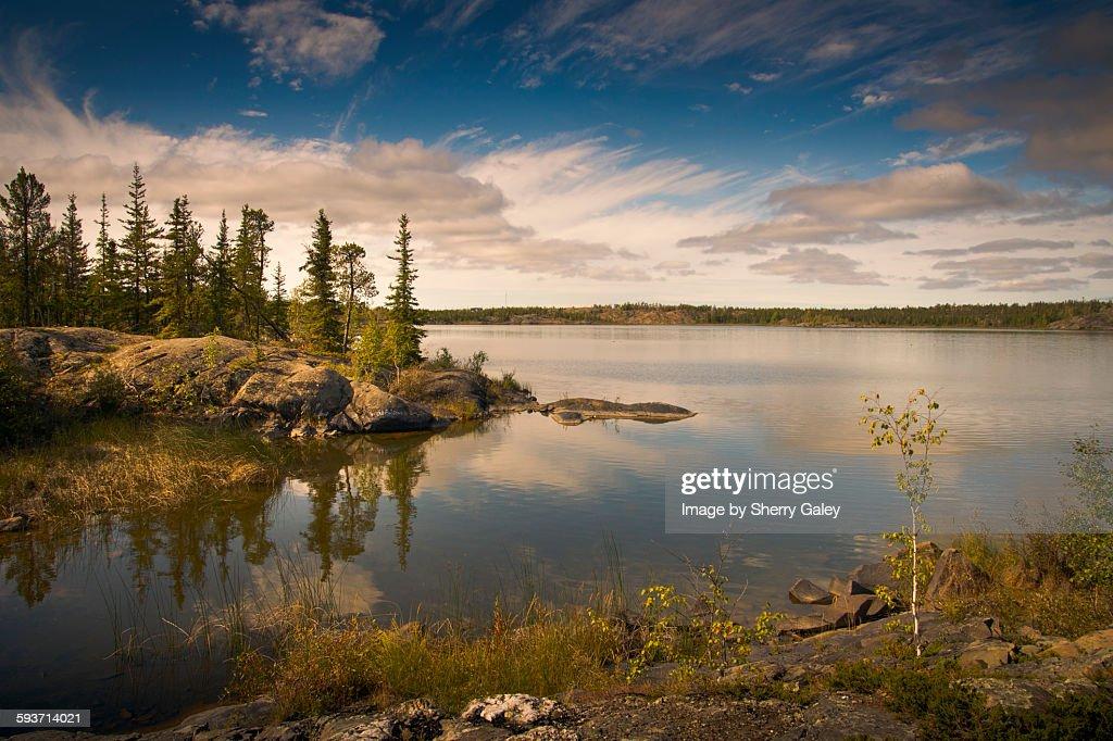 Frame lake, Northwest Territories