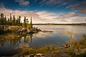 Frame lake, Northwest Territories