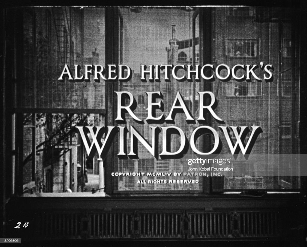 the rear window sequence analysis In think pieces, our contributing writers will analyze films, architecture and   the opening scene of alfred hitchcock's rear window (1954)  to watch his  neighbors from the open window and in a sequence of shot-reverse.