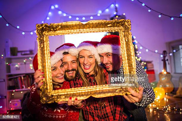 Frame this Christmas moment forever