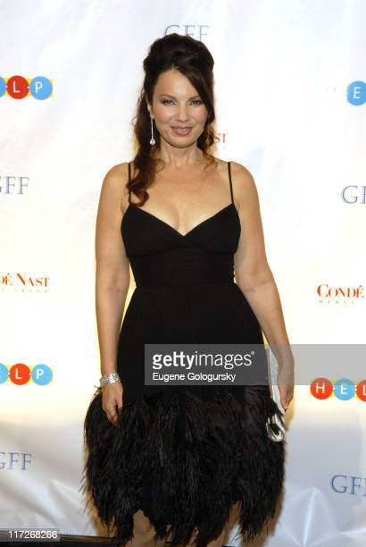 Fran Drescher at The 2nd Annual Gross Family Foundation's HELP Fundraiser on October 2 2007 in New York City