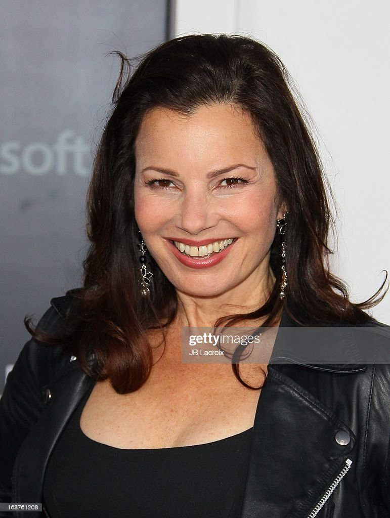 Fran Drescher attends the Los Angeles premiere of 'Star Trek: Into Darkness' held at Dolby Theatre on May 14, 2013 in Hollywood, California.