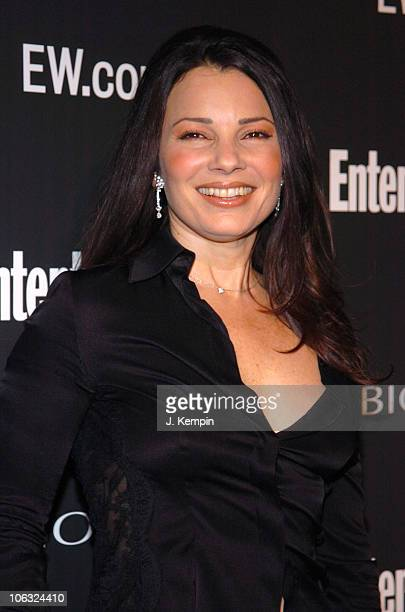 Fran Drescher during 2006 Entertainment Weekly's Oscar Viewing Party at Elaine's Arrivals at Elaine's in New York City New York United States