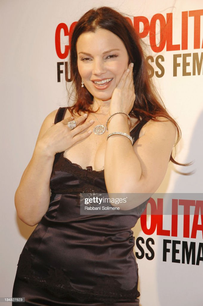 Fran Drescher during Cosmopolitan's 40th Anniversary at Skylight Studio in New York City, New York, United States.