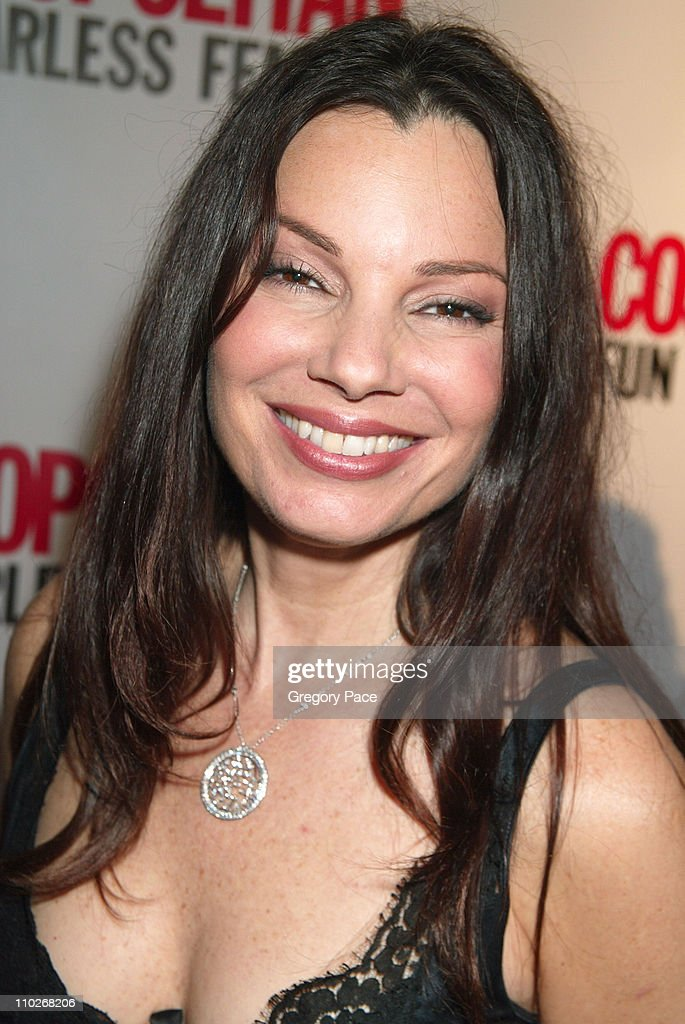 <a gi-track='captionPersonalityLinkClicked' href=/galleries/search?phrase=Fran+Drescher&family=editorial&specificpeople=201602 ng-click='$event.stopPropagation()'>Fran Drescher</a> during Cosmopolitan's 40th Birthday Bash - Arrivals and Inside at Skylight Studio in New York City, New York, United States.