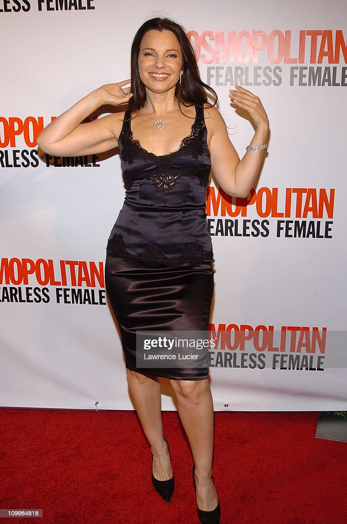 Fran Drescher during Cosmopolitan's 40th Birthday Bash at Skylight Studios in New York City, New York, United States.