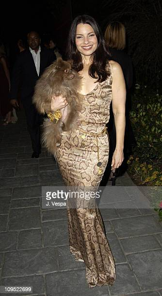 Emanuel Ungaro Fashion Show To Benefit Rape Treatment Center at Private Home of Heather Thomas in Santa Monica California United States