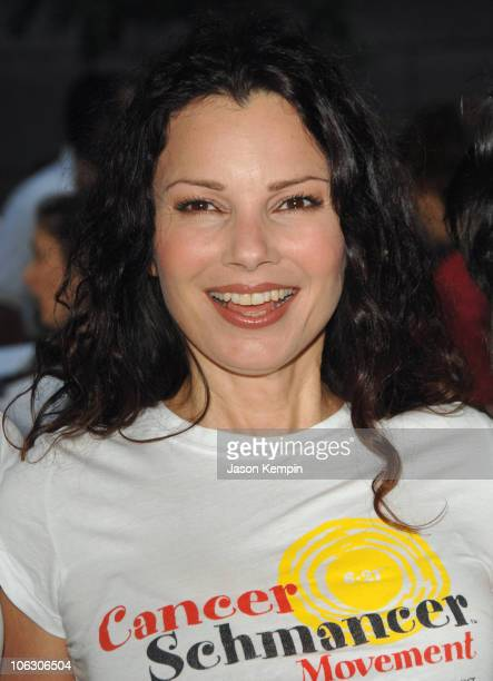 Fran Drescher during 'Sicko' New York Premiere Arrivals at Ziegfeld Theater in New York City New York United States