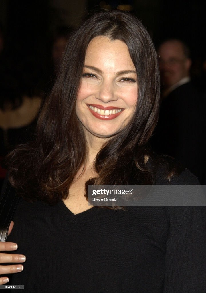 Fran Drescher during 'Solaris' Los Angeles Premiere at Pacific Cinerama Dome in Hollywood California United States
