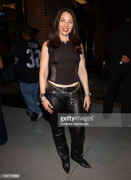 Fran Drescher during Sony Playstation 2 Game Over Party after the Super Bowl at W Hotel in San Diego California United States