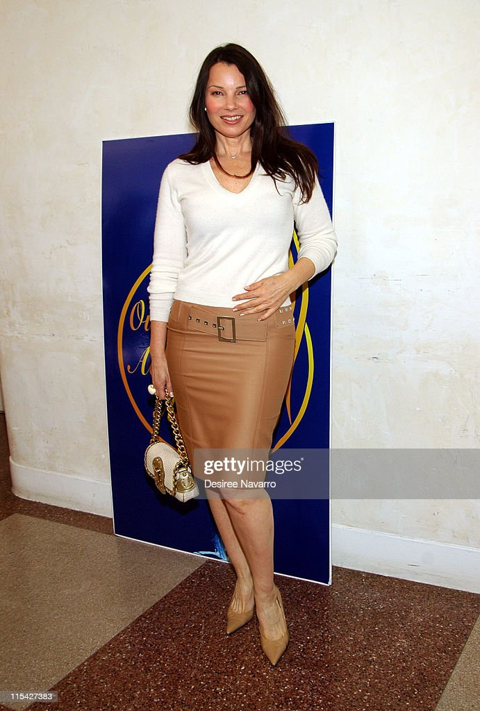 Fran Drescher during T. Schreiber Studio and the Leukemia and Lymphoma Society Honor Cynthia Nixon - Arrivals at 3 West Club in New York City, New York, United States.