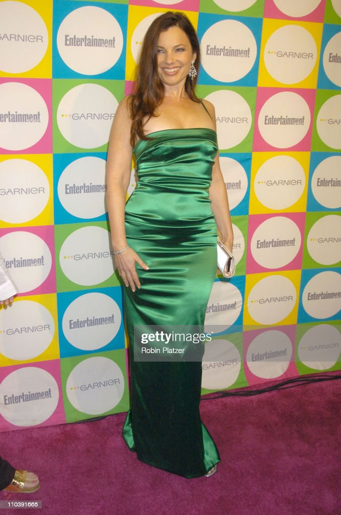 Fran Drescher during The Entertainment Weekly 'Must List' Party - Arrivals at Deep in New York City, New York, United States.
