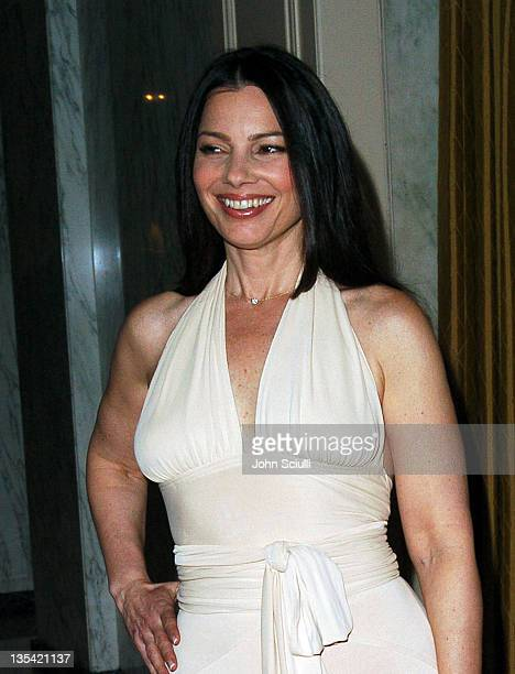 Fran Drescher during The Larry King Cardiac Foundation Gala at The Regent Beverly Wilshire Hotel in Beverly Hills California United States