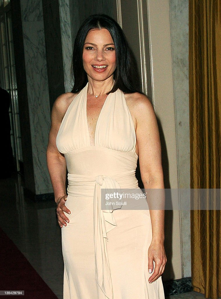 Fran Drescher during The Larry King Cardiac Foundation Gala at The Regent Beverly Wilshire Hotel in Beverly Hills, California, United States.