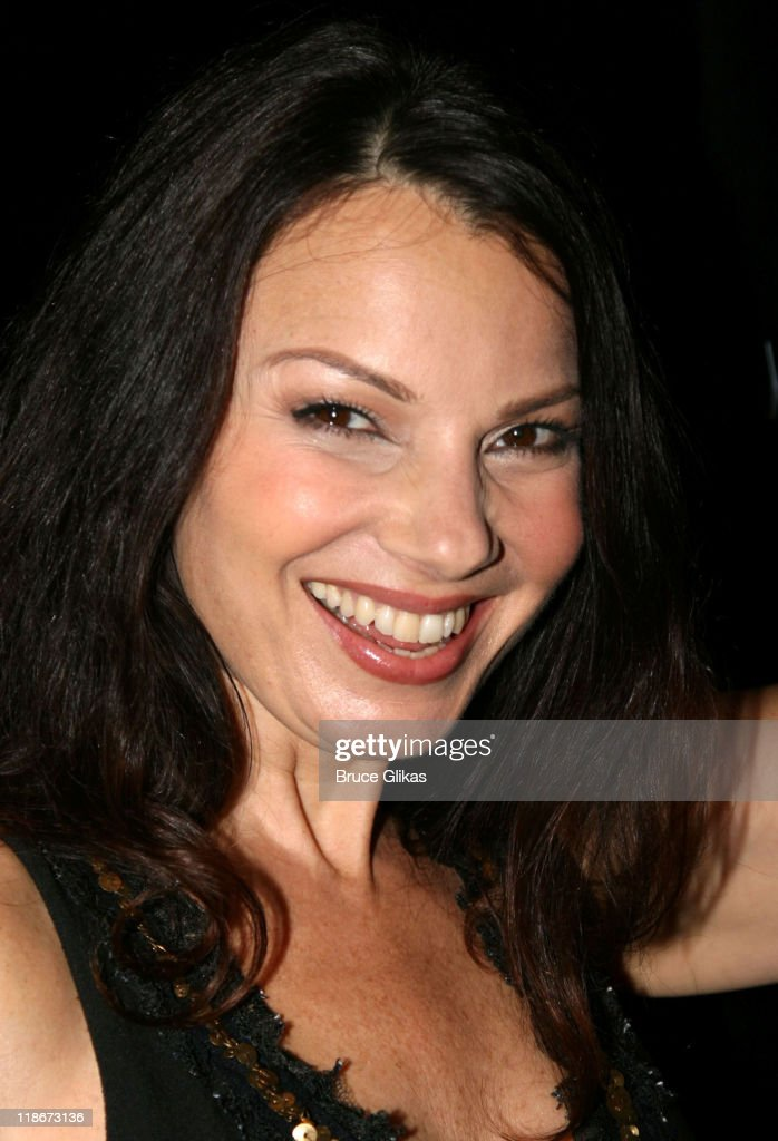 <a gi-track='captionPersonalityLinkClicked' href=/galleries/search?phrase=Fran+Drescher&family=editorial&specificpeople=201602 ng-click='$event.stopPropagation()'>Fran Drescher</a> during 'The Nanny' <a gi-track='captionPersonalityLinkClicked' href=/galleries/search?phrase=Fran+Drescher&family=editorial&specificpeople=201602 ng-click='$event.stopPropagation()'>Fran Drescher</a> Visits the Ultimate Nanny 'Mary Poppins' on Broadway - June 26, 2007 at The New Amsterdam Theatre in New York City, New York, United States.