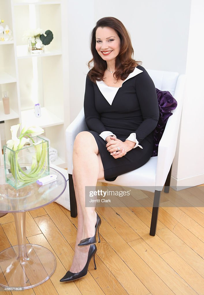Fran Drescher hosts Yes! by Finishing Touch Spa Event at Bryant Park Hotel on October 29, 2014 in New York City.