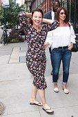 Celebrity Sightings in New York City - June 22, 2018