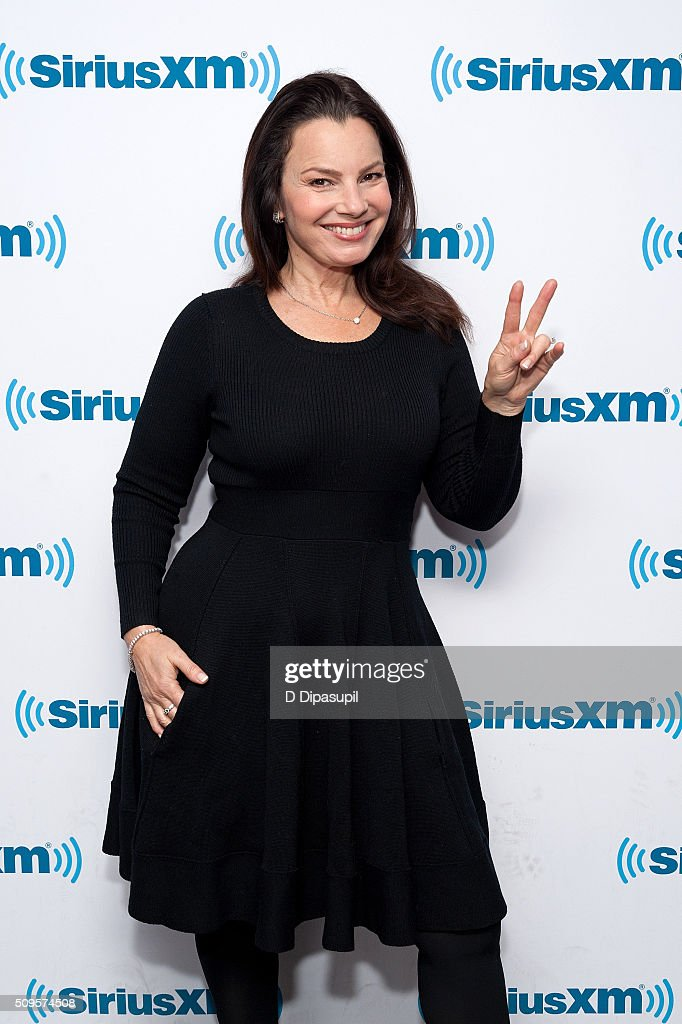 <a gi-track='captionPersonalityLinkClicked' href=/galleries/search?phrase=Fran+Drescher&family=editorial&specificpeople=201602 ng-click='$event.stopPropagation()'>Fran Drescher</a> visits SiriusXM Studios on February 11, 2016 in New York City.