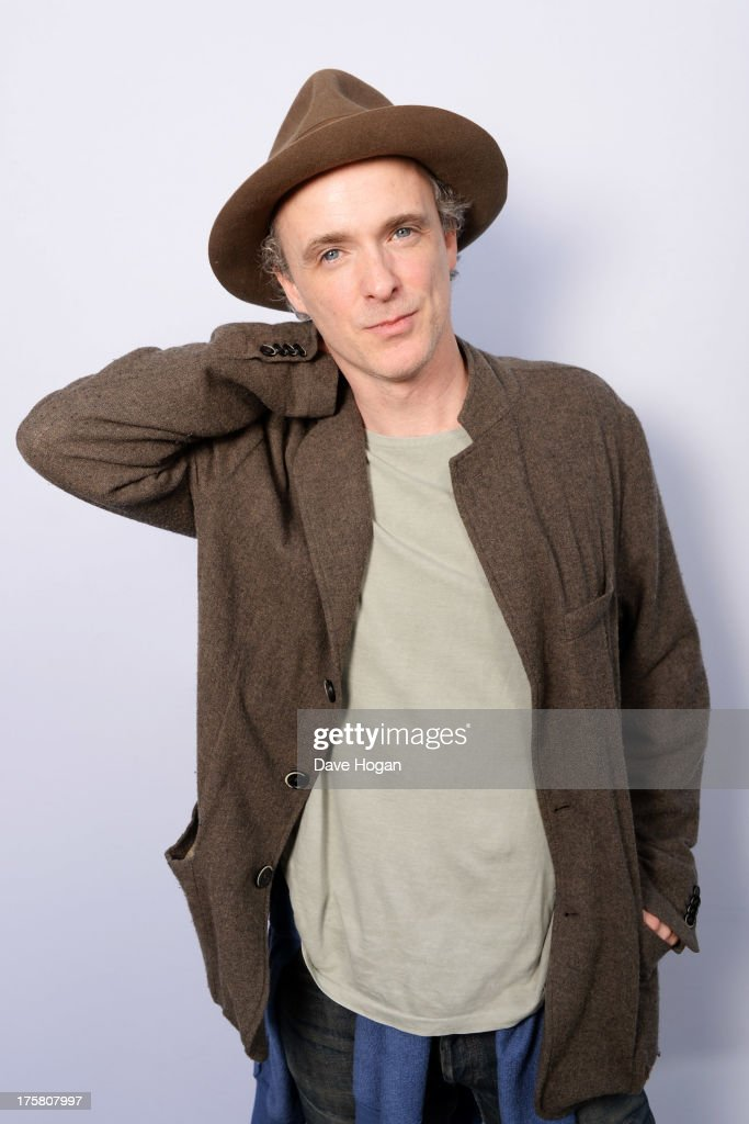 Fran Healy of Travis poses at a Biz Session on June 14 2013 in London England