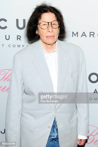 Fran Leibowitz attends 'The Beguiled' New York Premiere Arrivals at Metrograph on June 22 2017 in New York City