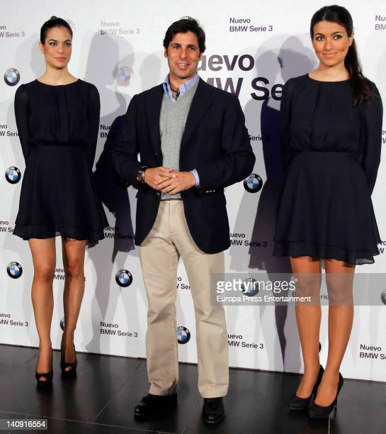 Fran Rivera attends the presentation of Serie 3 by BMW on March 6 2012 in Seville Spain
