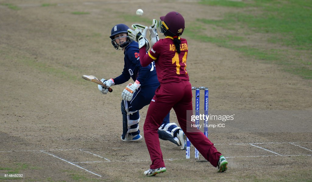 England v West Indies - ICC Women's World Cup 2017