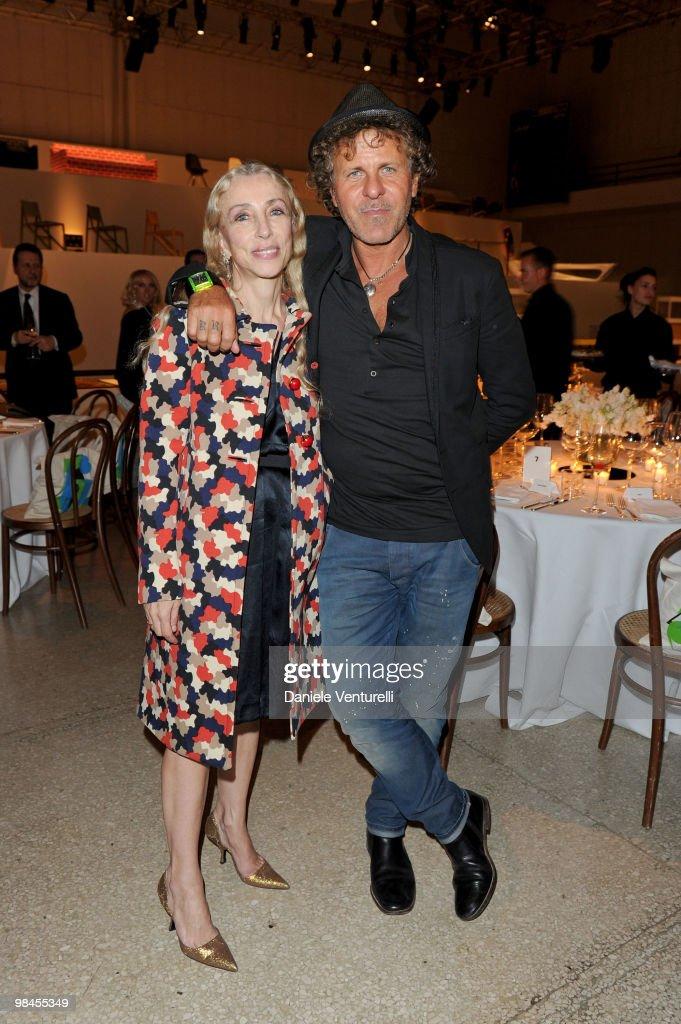 Stella McCartney And Established & Sons Dinner: 2010 Milan Furniture Fair