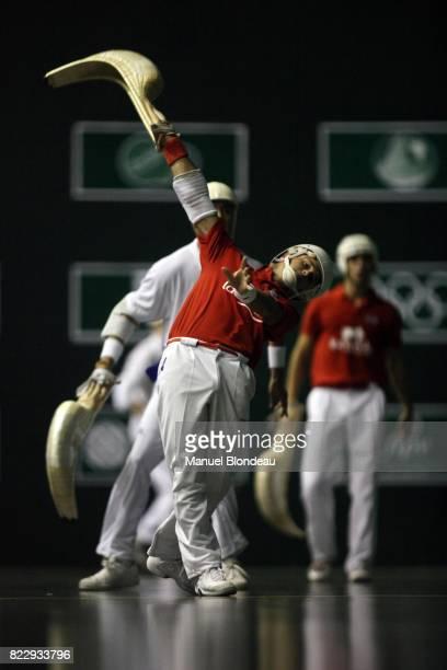 France Finale France / Mexique 16e Championnats du Monde de Pelote Basque Complexe Sportif du Zenith Pau France