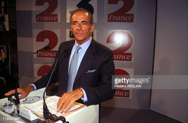 France 2 France 3 Tv Channels Presenters on August 1995