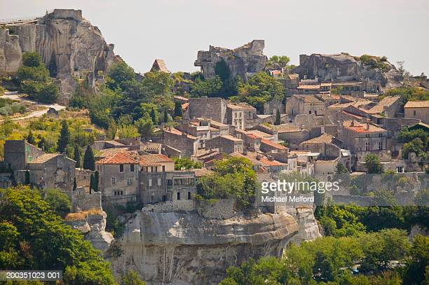 France, Aix en Provence, cityscape, elevated view
