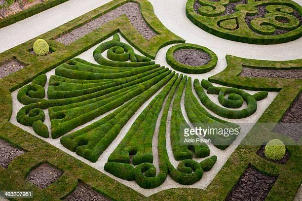 France, Albi, Berbie palace, garden