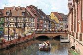 France, Alsace, Colmar