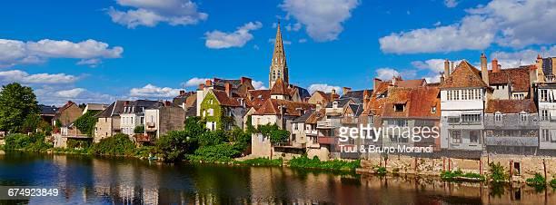 France, Argenton-sur-Creuse