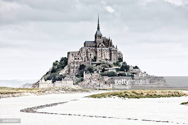 France, Basse-Normandie, Mont Saint-Michel