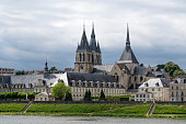 France, Blois, St. Louis Cathedral