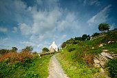 France, Bretagne, Brittany. Roscoff. Batz Island