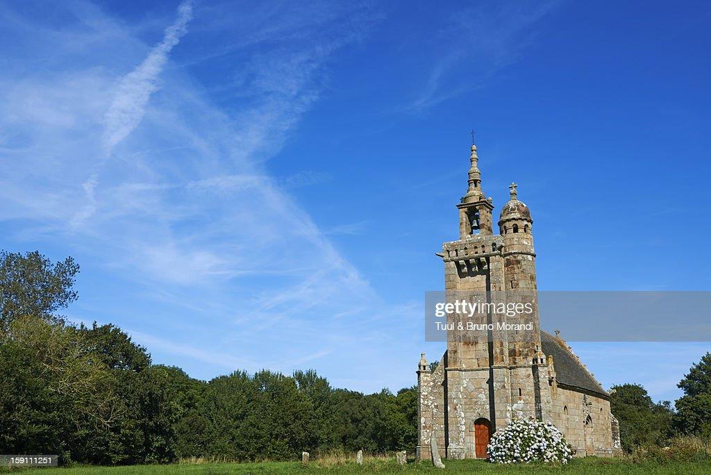 France, Brittany, Cotes d'Armor, Pleumeur Bodou : Stock Photo