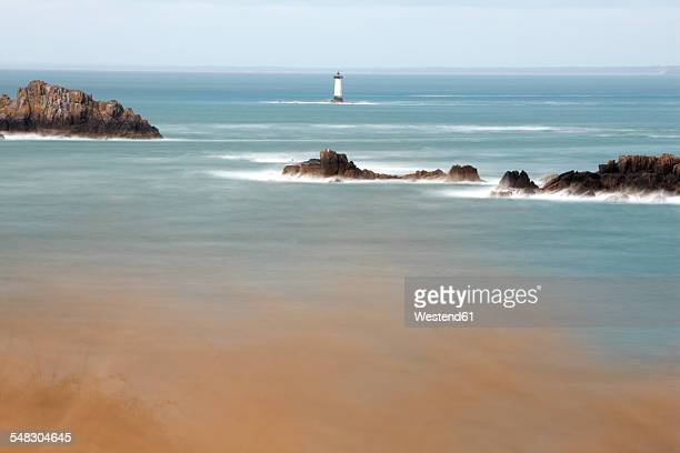 France, Brittany, Pointe de Decolle